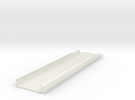 2550 Roof Panel in White Strong & Flexible