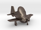 003E Super Tucano Super Deformed in Stainless Steel