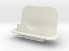 iPhone 5/5s/6 Lightning Adapter + 1.5mm and 3.0mm  in White Strong & Flexible