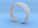 Ring20(18mm) in Frosted Ultra Detail
