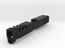 ATP Airsoft Slide (no Sights) updated 12.16.2014 in Black Strong & Flexible