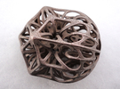 Acorn Knot Buster in Stainless Steel