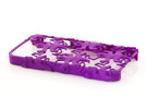 Escher Reptiles iPhone 5 / 5s Case in Purple Strong & Flexible Polished