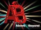 Above & Beyond Pendant / Keychain in Polished Metallic Plastic