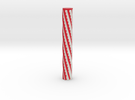 Candy Cane in Full Color Sandstone