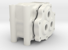 "Transfer Case ""Overdrive 1"" 20/30/35 in White Strong & Flexible"