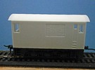 O Scale Critter Body in White Strong & Flexible
