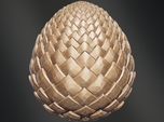 Game Of Thrones - Dragon Egg