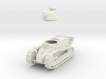 PV07 Renault FT Cannon Cast Turret (28mm)