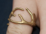 Antlers Ring 17mm