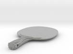 Ping Pong Paddle 1/4 Scale