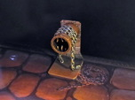 Pipe and chain token / scenery