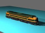 GN W-1 Heavy Electric Great Northern