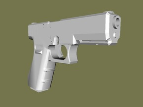 G19 1:12Scale in Black Strong & Flexible