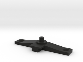 Atlas O Scale Replacement Freight Car Body Bolster in Black Natural Versatile Plastic