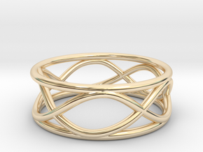 Infinity Ring- Size 6 in 14K Gold