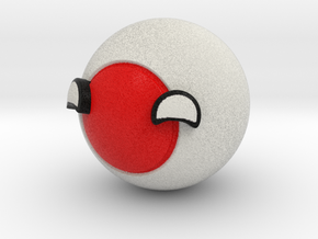 Countryballs Japan in Full Color Sandstone
