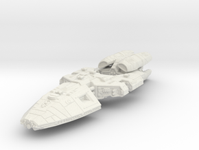 06-defendor-helios-v3-100mm-solid in White Strong & Flexible