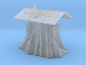 Stump Shack - N Scale in Frosted Ultra Detail