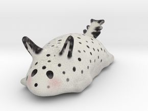 Stylised Sea Bunny slug (Jorunna parva/goma-chan) in Full Color Sandstone