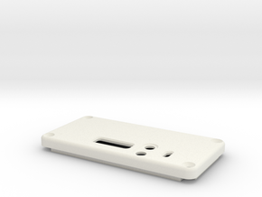 Lid (1590G) DNA200 in White Strong & Flexible