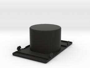 Cup Holder Center Panel in Black Strong & Flexible
