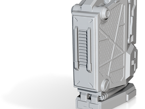 space ship air filtration unit in White Strong & Flexible
