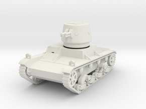 PV79 Vickers Mark E Type B (1/48) in White Strong & Flexible