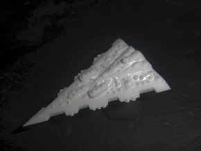 GDH:D303 Delta Series Heavy Battlecruiser in White Strong & Flexible