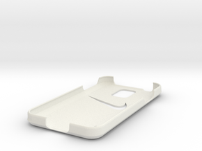 Nike Galaxy S5 Case  in White Strong & Flexible
