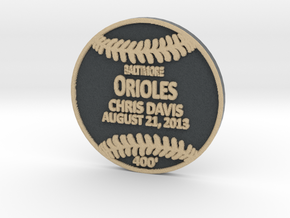 Chris Davis5 in Full Color Sandstone