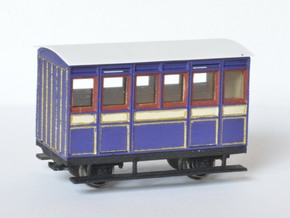 FR Ashbury 4w Carriage FIRST in Frosted Ultra Detail