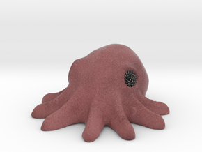 Full Color Octopus in Full Color Sandstone