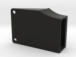 Right Cooler 30mm in Black Strong & Flexible