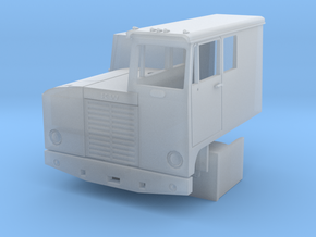1/87th Kenworth CBE (Cab Beside Engine) Sleeper ca in Frosted Ultra Detail