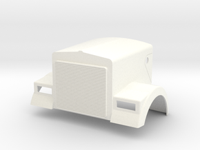 KW W900B Style For Stock Cab in White Strong & Flexible Polished