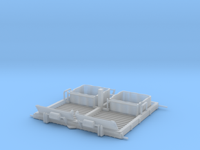 01A-LRV - Central Platform in Frosted Ultra Detail