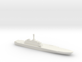 Project 10200 Helicopter Carrier, 1/2400 in White Strong & Flexible