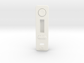 DNA200 - Hammond faceplate with easy mount in White Strong & Flexible Polished
