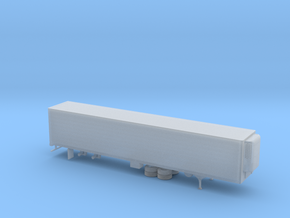 1/160  53'  Reefer Trailer in Frosted Ultra Detail