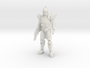 Defender For Stag81 in White Strong & Flexible