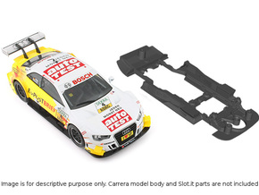 S01-ST4 Audi A5 DTM Chassis SSD/STD in Black Strong & Flexible