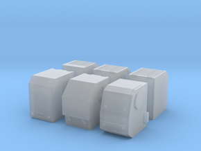 1/50th Truck Auxiliary Power Unit APU set of 6 in Frosted Ultra Detail