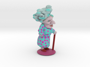 Granny in Full Color Sandstone
