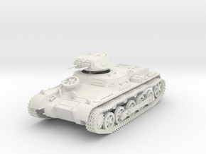 Sd.kfz 101 ausf.B Panzer IB 1:48 scale wargames in White Strong & Flexible