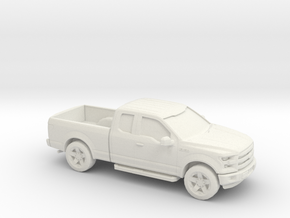1/56 2015 F150 Ext Cab in White Strong & Flexible