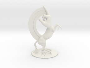 F-Unicorn in White Strong & Flexible