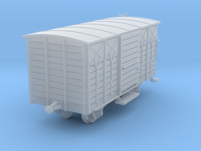 NTM-WM01 Freight wagon Nm in Frosted Ultra Detail
