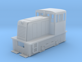 N Scale GE 25-Tonner in Frosted Ultra Detail