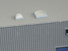 10x Skylight Size 2 in Frosted Ultra Detail